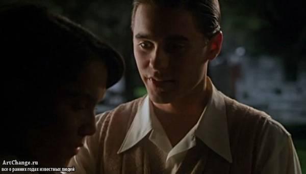Лоскутное одеяло (1995), в ролях Джареж Лето в молодости
