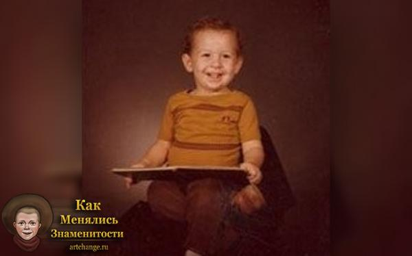 Честер Беннингтон в детстве