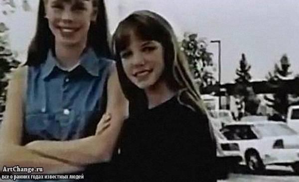 Бритни Спирс в юности