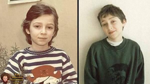 Мирон Фёдоров, Oxxxymiron (Оксимирон) в детстве