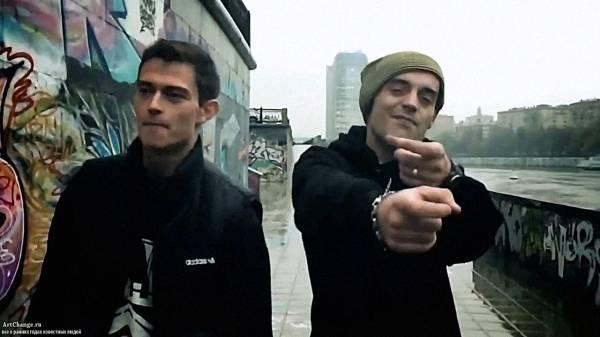 Кравц и Guf — Нет Конфликта (2013)