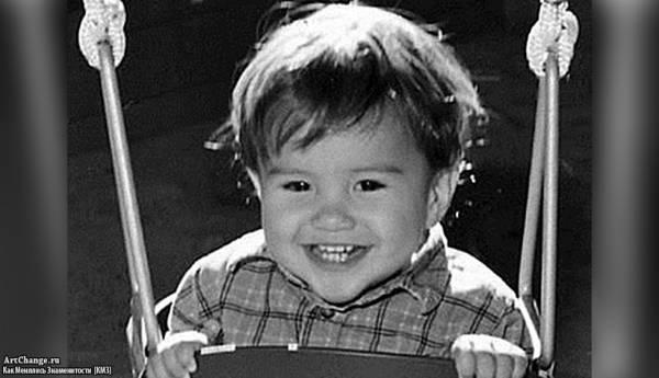 Джаред Падалеки в детстве
