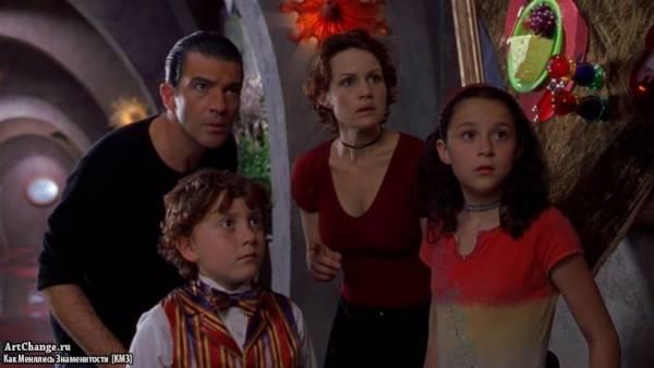Дети шпионов (2001), в ролях Антонио Бандерас