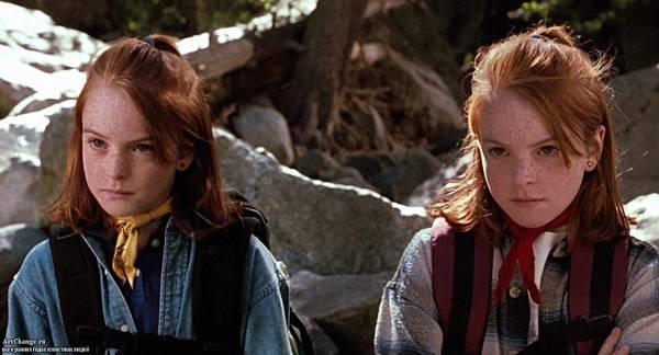 Ловушка для родителей (1998), в ролях Линдси Лохан в детстве