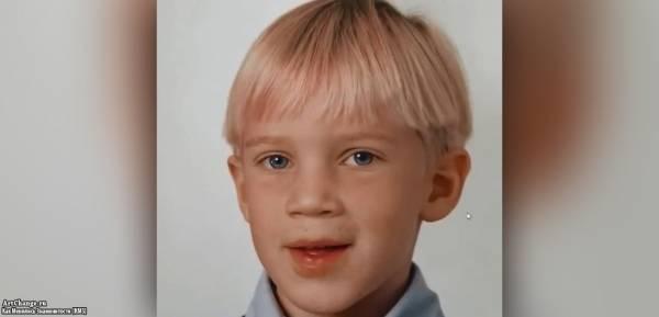 Феликс Чельберг (ПьюДиПай-PewDiePie) в детстве, юности (2 класс)
