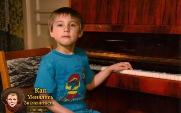 Максим Голополосов, +100500 в детстве (1995)