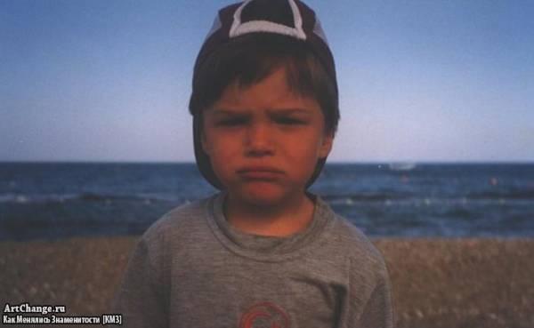 Рома Жёлудь (Игнат Керимов) в детстве