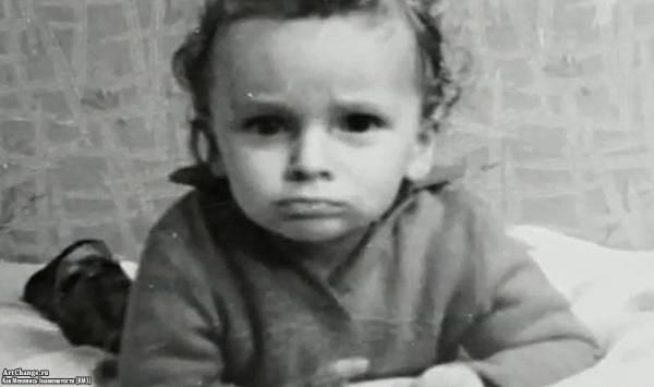 Дмитрий Нагиев в раннем детстве