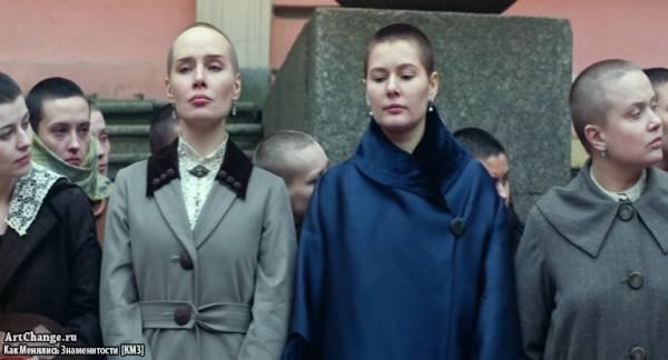 Батальонъ (2014), в ролях Мария Кожевникова