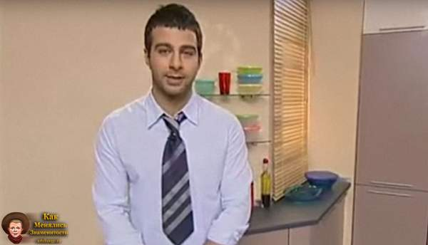 Смак (Первый канал,14.01.2006), в ролях Иван Ургант