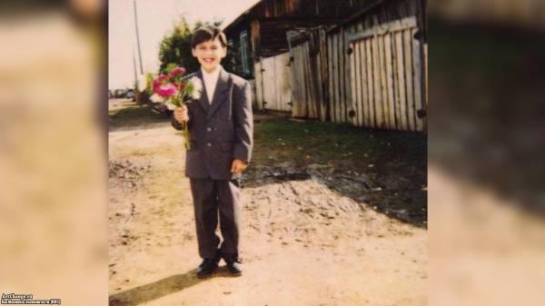 Юный Леван Горозия, L'One в школьные годы (1991 год)