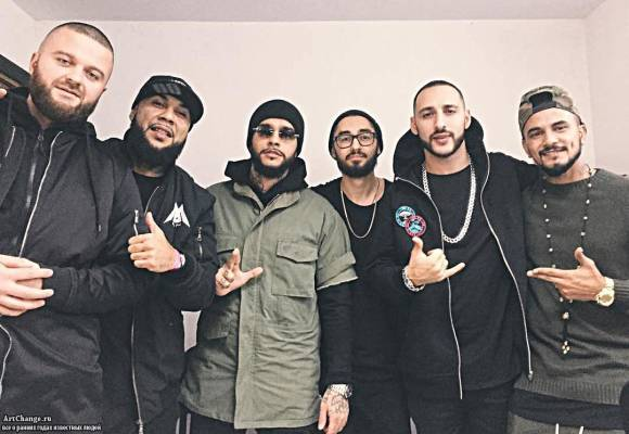 Black Star: MC Doni, Тимати, Мот, L'One, Natan