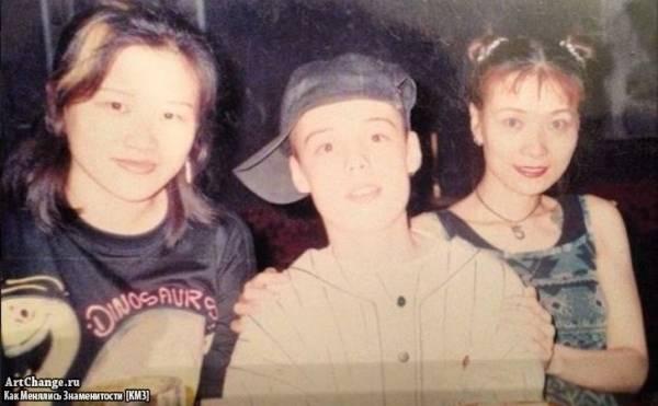 Алексей Долматов, Гуф в детстве в Китае (1993)