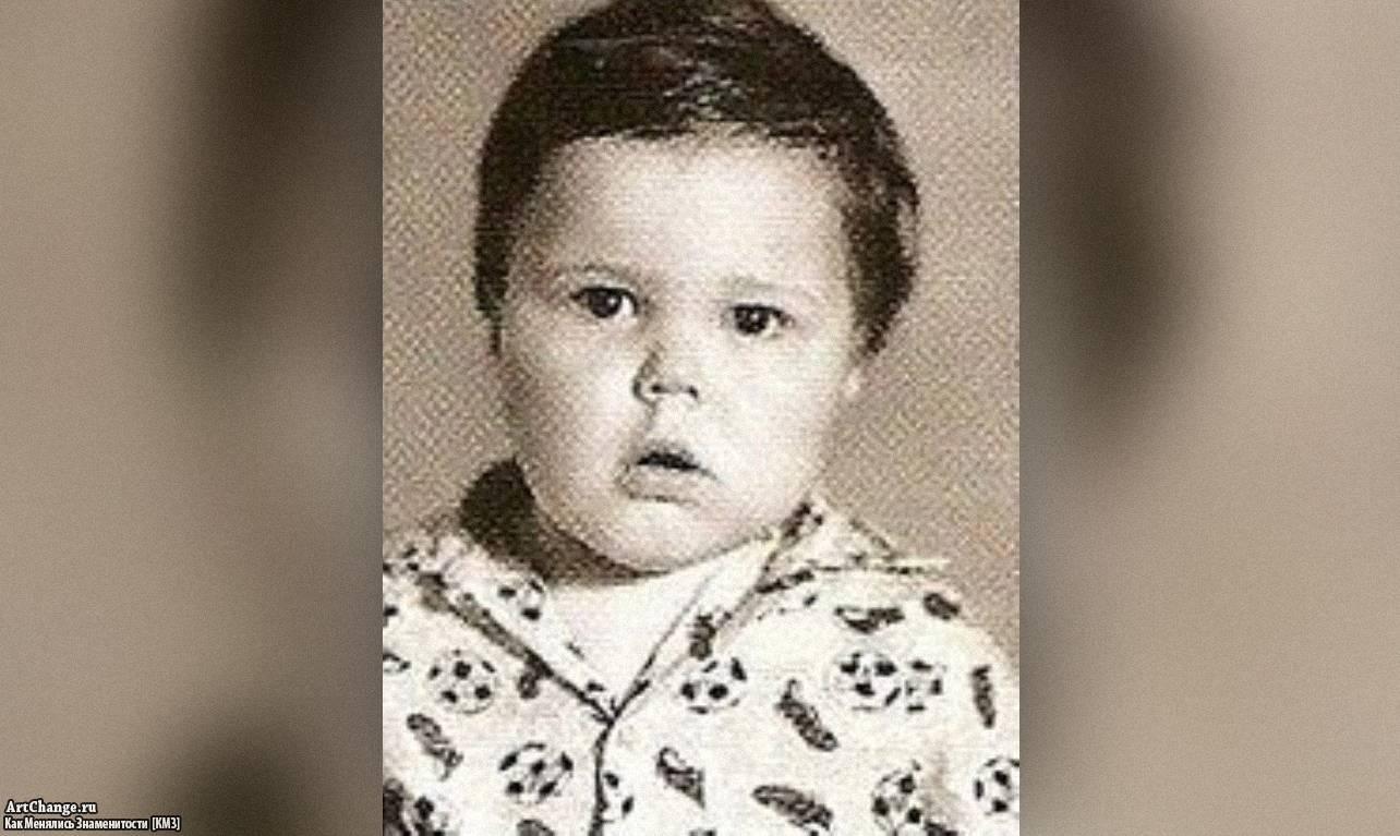 Владимир Яглыч биография актера фото личная жизнь и его