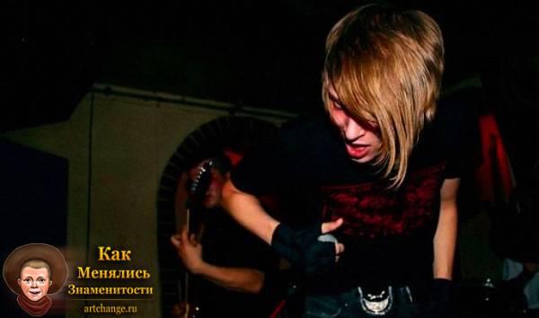 Ник Черников в юности, молодости (2007)
