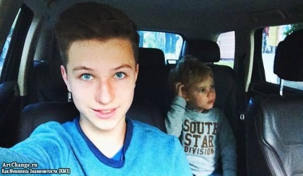Ян Гордиенко (ЯнГо, YanGo) с братом Тихоном