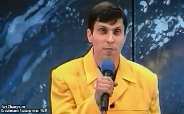 Игорь Грузман - КВН - Москва, 2000 г. - Александр Ревва