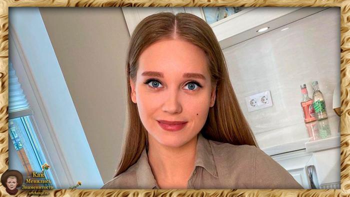 Кристина Асмус - биография, фотографии из детства и молодости, жизнь до известности