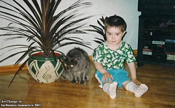 Фёдор Комикс Нечитайло (Fedor Comix) в детстве (2000)