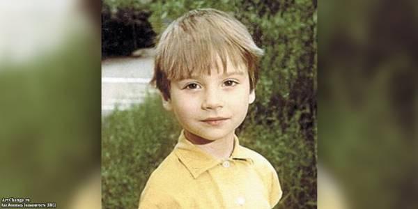 Сергей Лазарев в детстве, юности