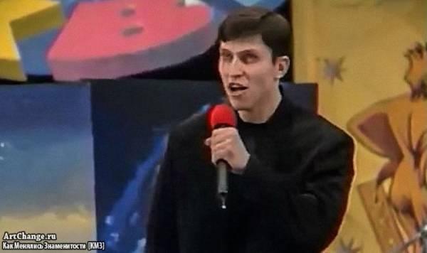 КВН Александр Ревва - Первое появление на ТВ (1999)