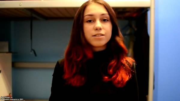 Яркие кончики. Dip Dye Hair (2013)