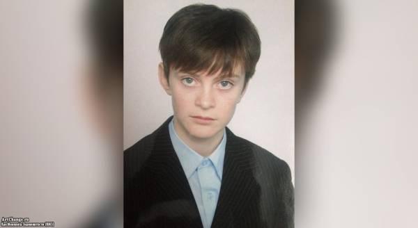 Александр ЯрмаК в детстве, юности