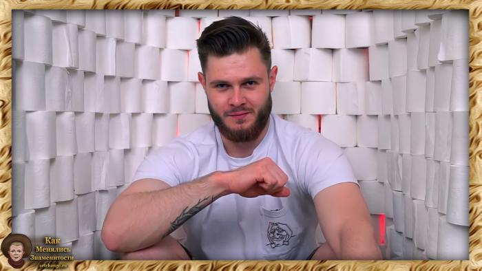 Фрост / Юрий Морозилка / Frost - биография, фотографии из детства и молодости, жизнь до известности
