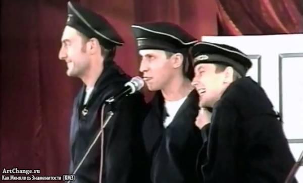 Александр Ревва - участник команды КВН «ДонГАУ» из Донецка с 1995