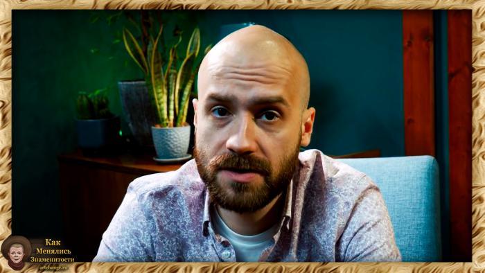 Психодозер / Михаил Кшиштовский - биография, фотографии из детства и молодости, жизнь до известности